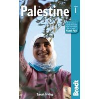 Bradt Guide to Palestine cover